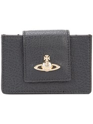 Vivienne Westwood 'Balmoral' Wallet Women Leather One Size Black