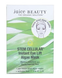 Juice Beauty Stem Cellular And 153 Instant Eye Lift Algae Mask Single