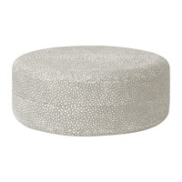 Aerin Shagreen Coasters Set Of 4 Dove