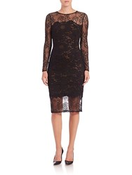 Bailey 44 Easy To Love Lace Dress Black