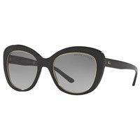 Ralph Lauren Rl8149 Cat's Eye Sunglasses Black