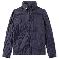 Edifice Nylon Windbreaker Blue