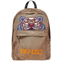 Kenzo Tiger Backpack Neutrals