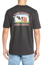 Tommy Bahama Men's Big And Tall Grazed And Confused Graphic T Shirt