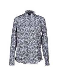 Gazzarrini Shirts Grey