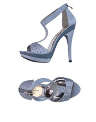 Alberto Moretti Arfango Sandals Light Grey