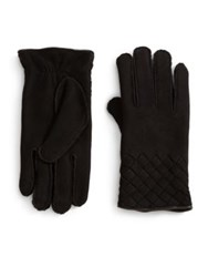 Bottega Veneta Shearling Gloves