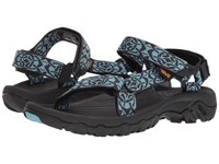 14093585feab Teva Hurricane 4 Celtic Aqua Shoes Blue
