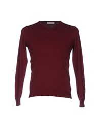 Havana And Co Co. Sweaters Maroon