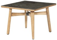Barlow Tyrie Monterey Square Dining Table