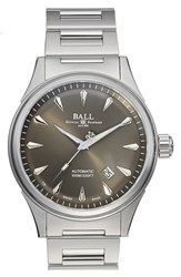 Men's Ball 'Fireman Racer Classic' Bracelet Watch 42Mm