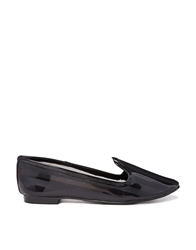 Yru Qlearly Smoke Flat Shoes