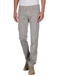 Htc Trousers Casual Trousers Men Dove Grey