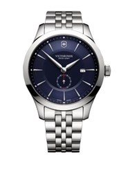 Victorinox Alliance Round Stainless Steel Analog Watch Silver