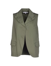 L'autre Chose L' Autre Chose Suits And Jackets Blazers Women Dark Green