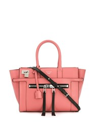 Zadig And Voltaire Candide Medium Bag Pink