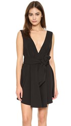 Finders Keepers Collide Dress Black