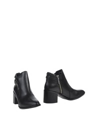 Pepe Jeans Ankle Boots Black