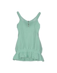 Atelier Fixdesign Topwear Tops Women Light Green