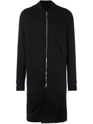 Rick Owens Drkshdw Long Flight Sweater Black