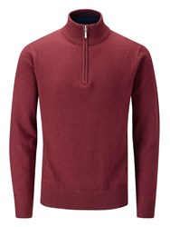 Skopes Mull Knitwear Red