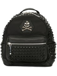 Philipp Plein 'Hold You Up' Backpack Black