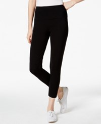 Styleandco. Style And Co. Sport Solid Cropped Leggings Only At Macy's