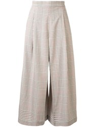 Ginger And Smart Imperial Plaid Culottes 60