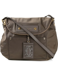 Marc By Marc Jacobs 'Sasha' Shoulder Bag Brown