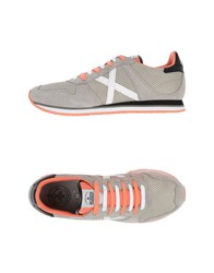 Munich Footwear Low Tops And Trainers Men Grey