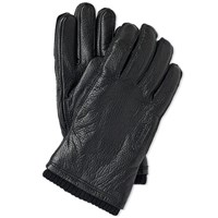 Norse Projects X Hestra Utsjo Glove Black