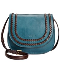 Tignanello Classic Boho Saddle Bag Juniper