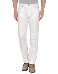 Roda Casual Pants White