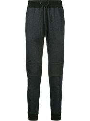 Loveless Tapered Track Trousers Blue