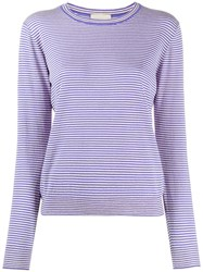 Forte Forte Striped Long Sleeve Jumper 60