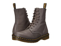 Dr. Martens Pascal Lead Virginia Women's Lace Up Boots Gray