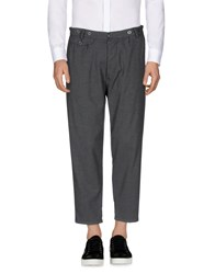 John Sheep Casual Pants Steel Grey
