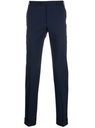 Canali Tailored Pleated Trousers 60