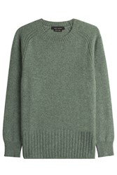 Marc Jacobs Cashmere Pullover Green