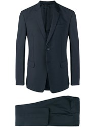 Prada Two Piece Suit Blue