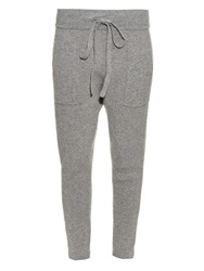 Haider Ackermann Wool And Cashmere Blend Track Pants