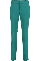 Raoul Stretch Ponte Skinny Pants Teal