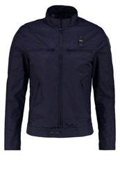 Blauer Summer Jacket Blue Dark Blue