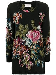 Preen By Thornton Bregazzi Lei Floral Embroidered Jumper 60