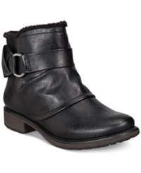 Bare Traps Season Booties Women's Shoes Black