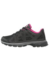 Kangaroos Ku I Hiking Shoes Black Magenta