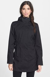 The North Face Women's Laney Trench Raincoat Tnf Black