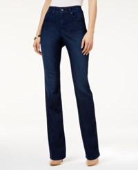 Styleandco. Style Co. Denim Wash Straight Leg Jeans Only At Macy's Caneel