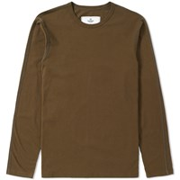 Reigning Champ Long Sleeve Jersey Tee Green