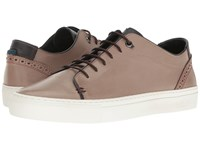 Ted Baker Kiing Light Brown Leather Men's Shoes